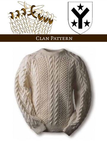 Cunningham Knitting Pattern