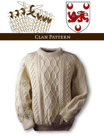 Dillon Knitting Pattern