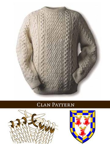 Doyle Knitting Pattern