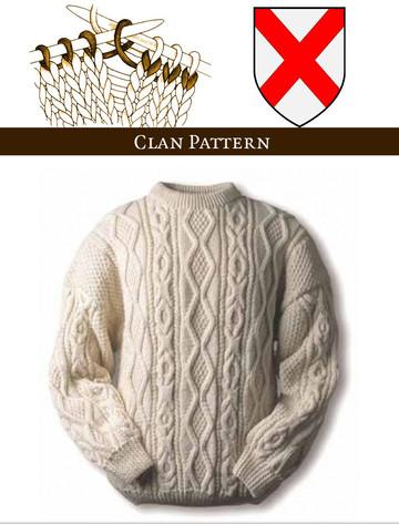 Fitzgerald Knitting Pattern