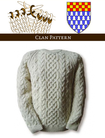 Fleming Knitting Pattern