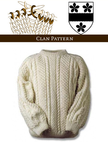 Foley Knitting Pattern