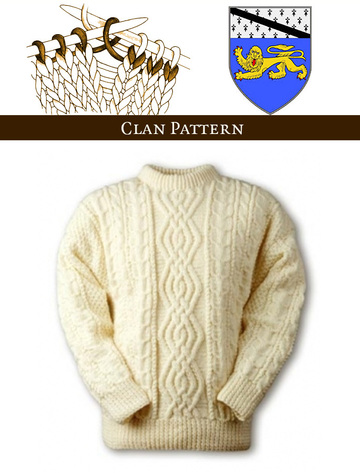 Hickey Knitting Pattern