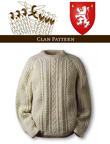 Mc Namara Knitting Pattern