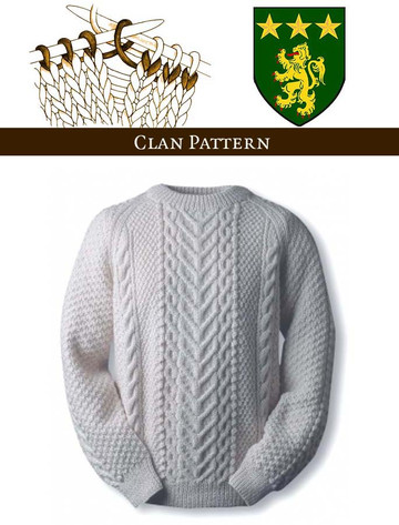 Moore Knitting Pattern
