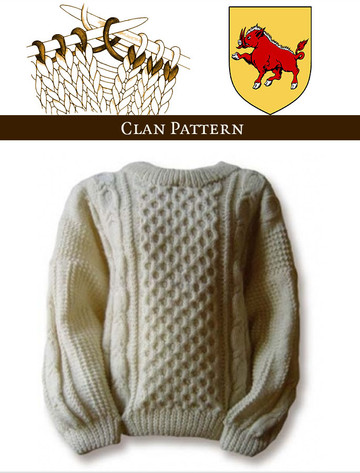 O'Malley Knitting Pattern