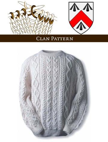 Walsh Knitting Pattern