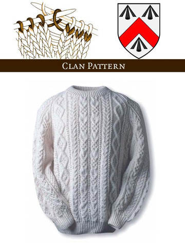 Walsh Knitting Pattern