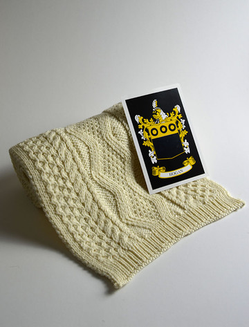 Hogan Clan Scarf