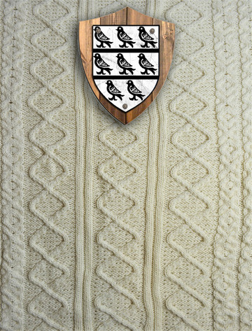 Furlong Clan Aran Throw