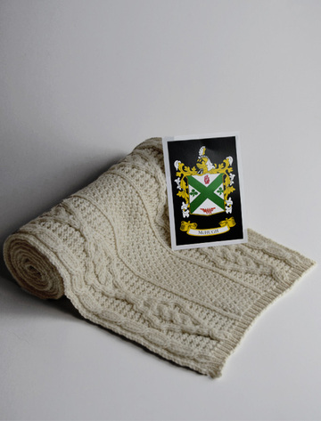 McHugh Clan Scarf