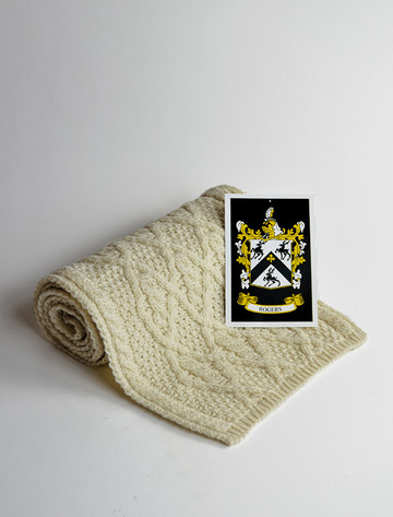 Rogers Clan Scarf