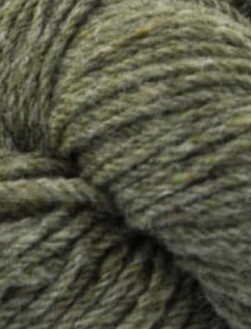 Aran Wool Knitting Hanks - Linchin Green