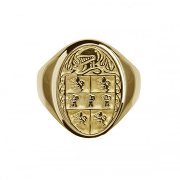 Murphy Clan Official 10K Gold Ring