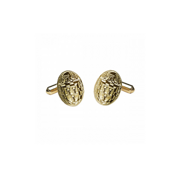 Doyle Clan Official Medium Cufflinks 10K Gold