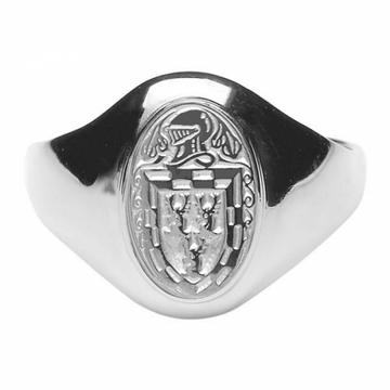 Doyle Clan Official Ladies Sterling Silver Ring