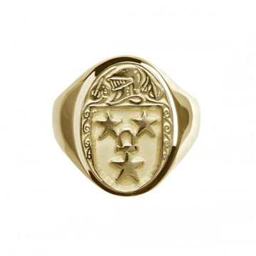 Murray Clan Official 10K Gold Ring
