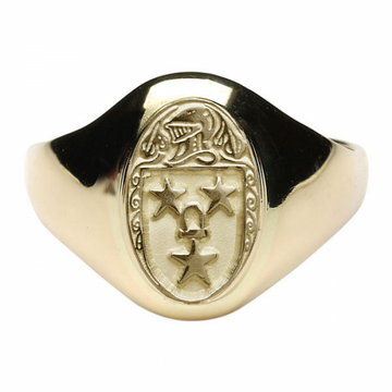 Murray Clan Official Ladies 10K Gold Ring