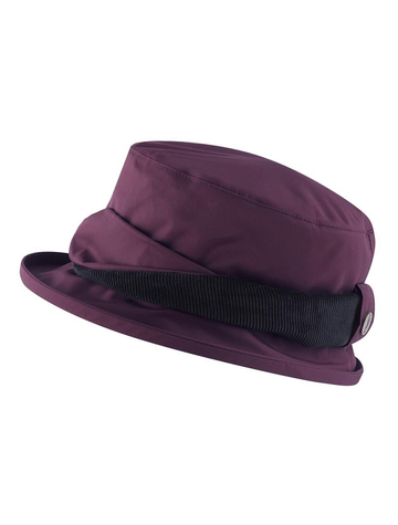 Donegal Waterproof Hat - Blackberry