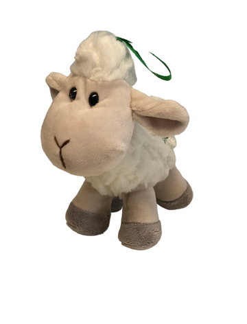 Kids Irish Sheep Soft Teddy