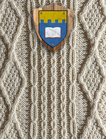 King Clan Aran Throw