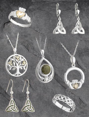 Celtic Jewelry Collection