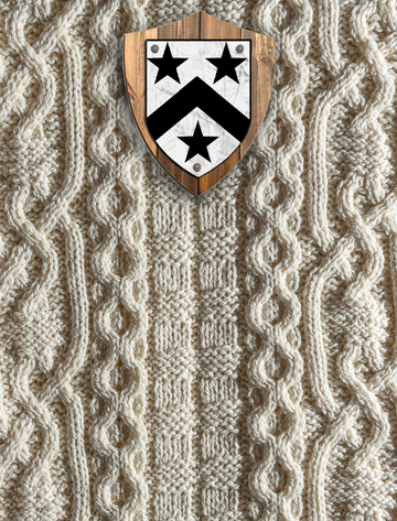 Fletcher Clan Aran Throw