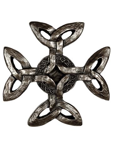 Irish Bronze Celtic Creation Cross