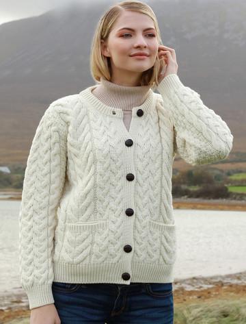Lumber Crew Super Soft 100% Merino Wool - Classic Aran