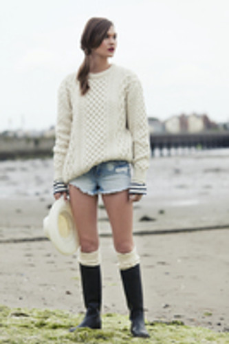 Aran Summer: How to get your Winter Woolly into Sunshine Mode