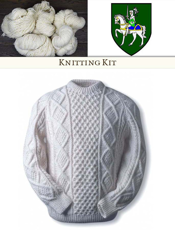 Maguire Knitting Kit