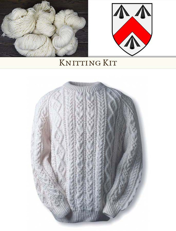 Walsh Knitting Kit