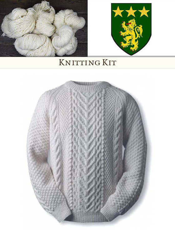 Moore Knitting Kit