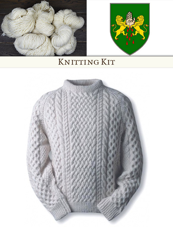 O'Reilly Knitting Kit