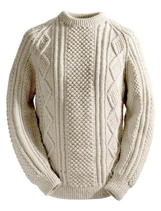 Carroll Clan Sweater