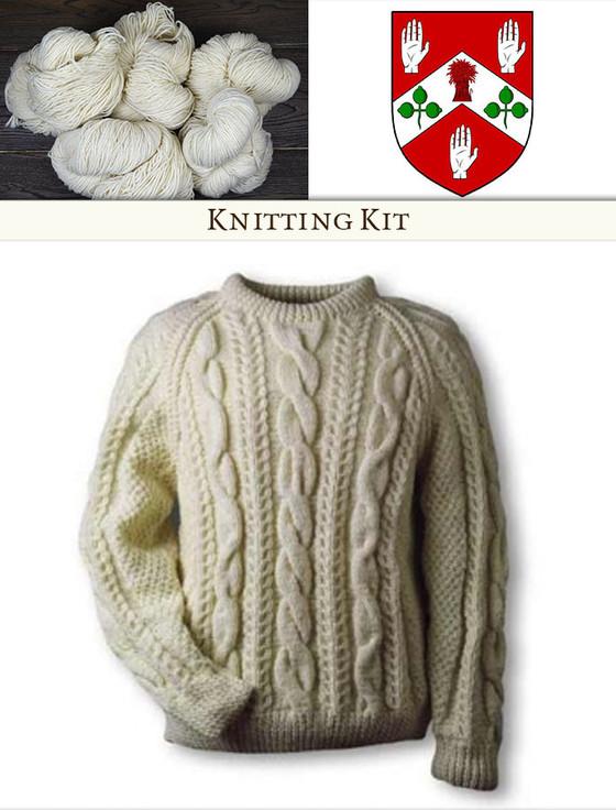 Cullen Knitting Kit