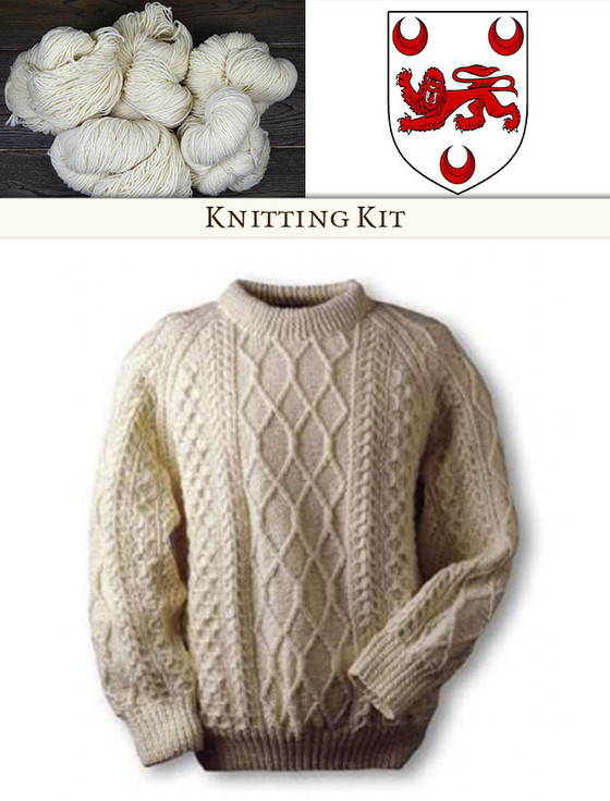 Dillon Knitting Kit