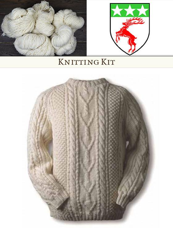 Doherty Knitting Kit