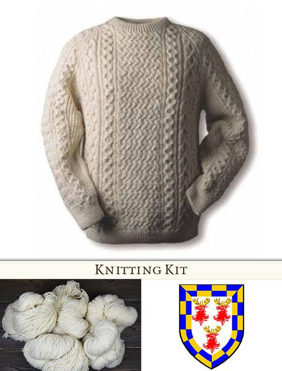 Doyle Knitting Kit