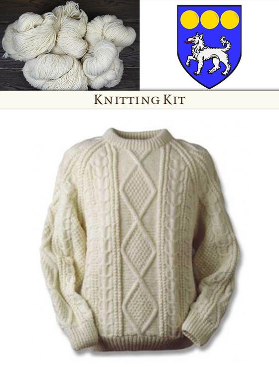 Flynn Knitting Kit