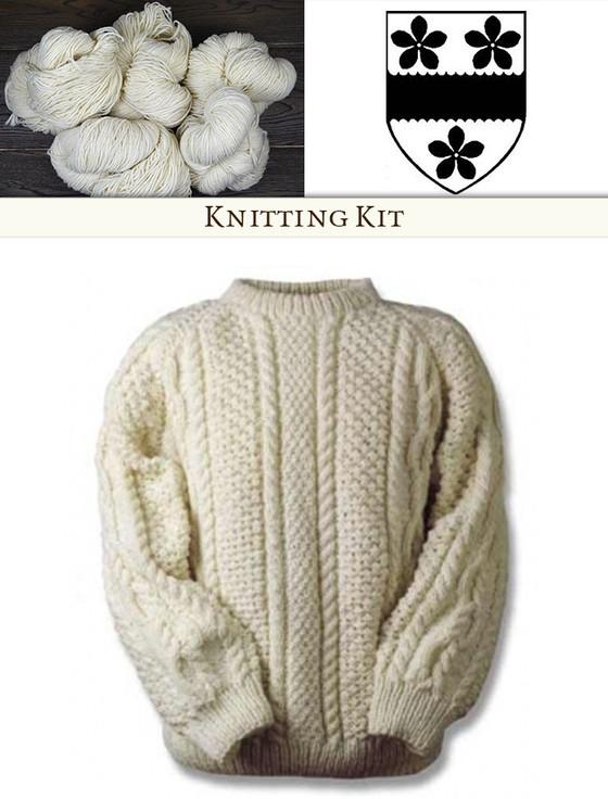 Foley Knitting Kit