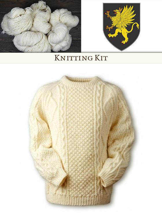Griffin Knitting Kit