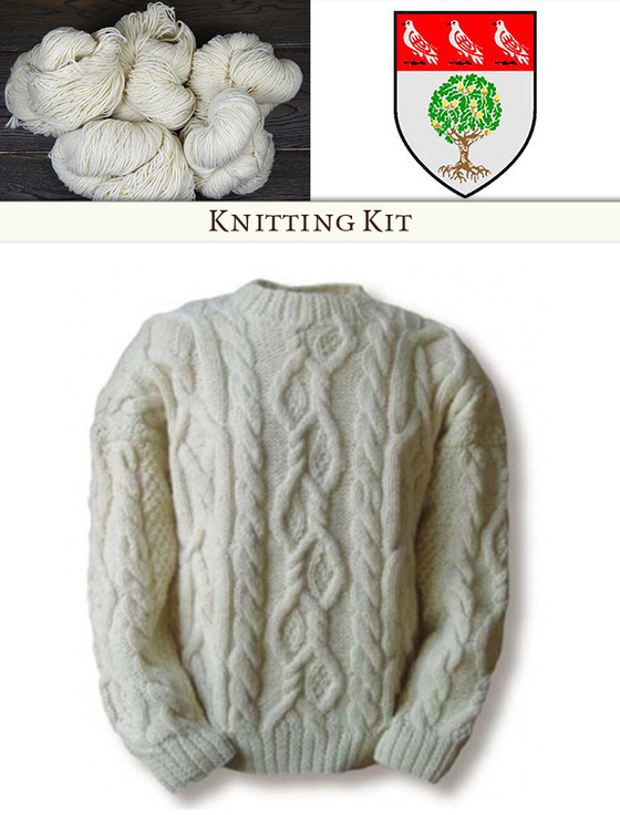 Hegarty Knitting Kit