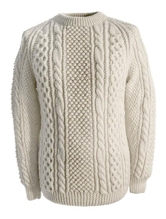 Higgins Clan Sweater