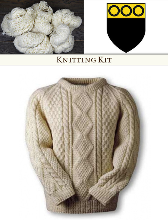Hogan Knitting Kit