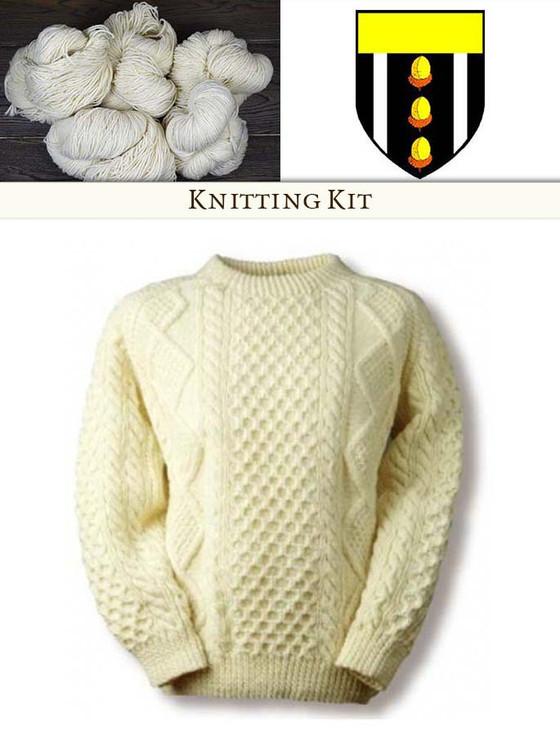 Kelleher Knitting Kit