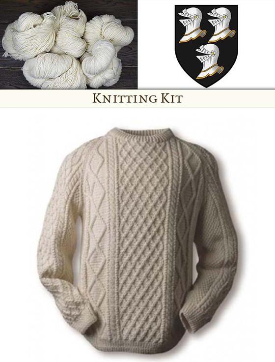 Kennedy Knitting Kit