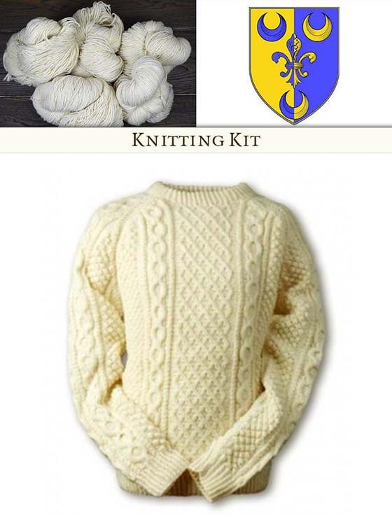 Kenny Knitting Kit