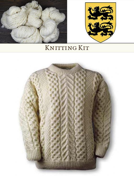 O'Rourke Knitting Kit