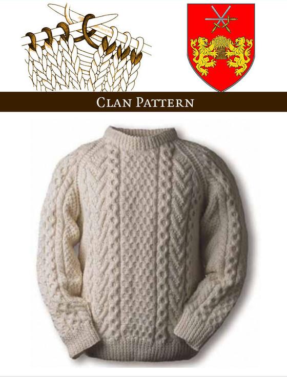 Brennan Knitting Pattern